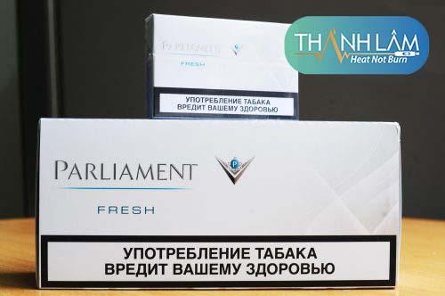 Parliament iQOS Nga