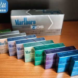 Các loại thuốc IQOS Marlboro Nhật tại Thành Lâm HNB