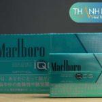 Đặc trưng mạnh mẽ nhất của Marlboro xanh đó chính là hương vị nicotine cực đậm